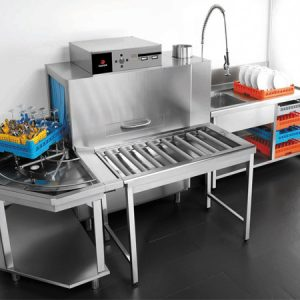 Conveyor Dishwasher