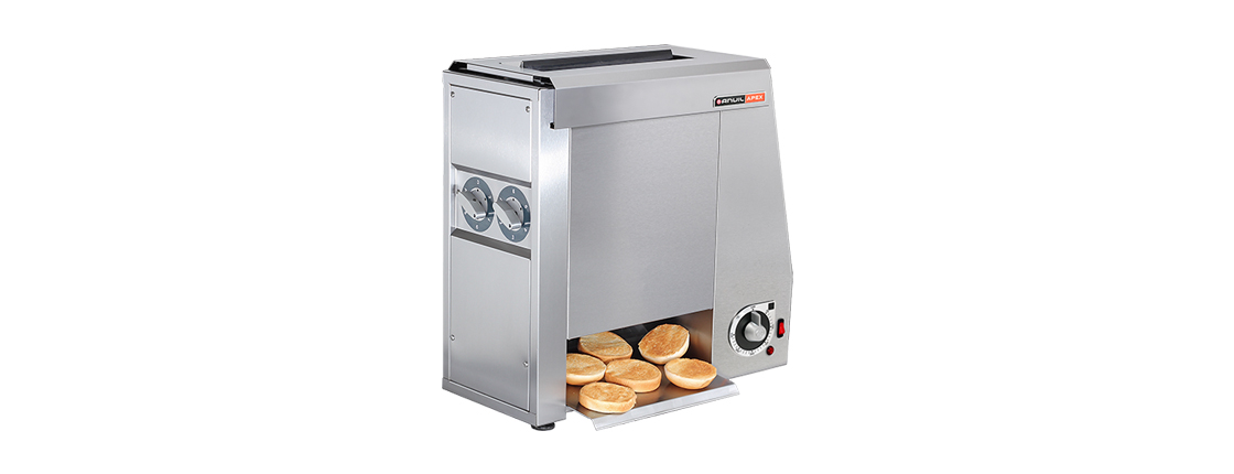 bun pantheon burger toaster uk conveyor