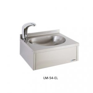 Wall mounted hand basin
